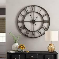 clock wall decor big wall clocks