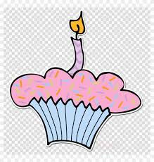 Cupcake Clipart Birthday Cupcakes Frosting Icing Conical Flask