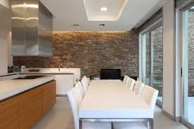 Decor Stone Wall Design Architecture and Home Design Luxuty kitchen with natural stone 95