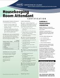 Housekeeping Resume Employment Certificate Sample For Housemaid Fresh Examples Of 80