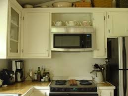 above oven microwave. Over The Range Microwave Height Stagger How To Retrofit A Cabinet For Decorating Ideas 16 Above Oven