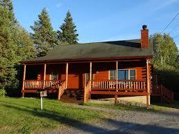 Rangeley Lake Resort: Outside 3 Bedroom Cabin