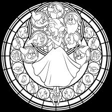 Free Printable Coloring Pages Disney Snow White Quotes Apple The