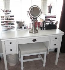 bedroom table with mirror and bench white makeup vanity makeup vanity without mirror gray bedroom