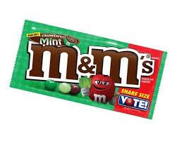 mint chocolate candy brands.  Mint Mu0026Mu0027s Crunchy Mint Chocolate Candies 135 Oz For Candy Brands 7
