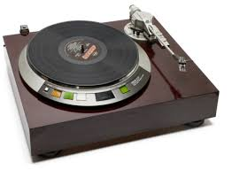 It has an electronic Q damping arm. It is direct  Vinyl Record ...