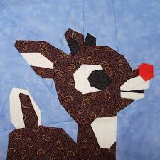 Fandom In Stitches: The Most Famous Reindeer of All & Rudolph Adamdwight.com