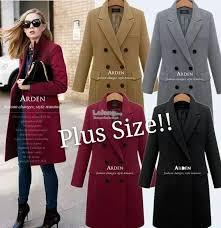 plus size long winter coat for women xl 5xl