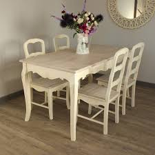 country ash range cream dining room set cream large dining table and 4 chairs