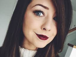zoella has always been a fan of a pop lip colour