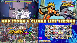 Bleach VS Naruto 3.3 MOD Storm 4 Climax LITE Android MUGEN 2020