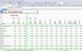 Sample Excel Expense Report Sample Accounting Spreadsheets For Excel ...