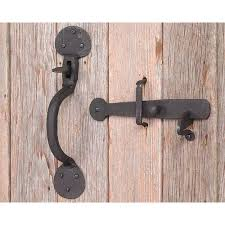 rers gate latch set with thumblatch thumb latch door handle