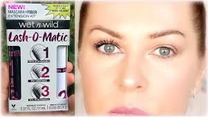 wet n wild lash o matic mascara fiber kit first impression