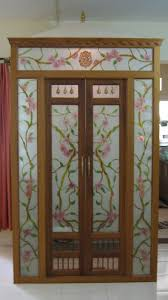 glass door designs for living room. Get These Pooja Room Designs In Glass For Living Or Hall. Door O