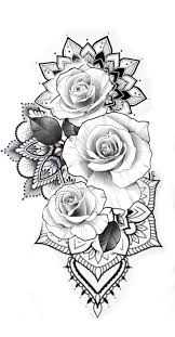 Flowers With Designs But With Sunflowers Tattoos Tattoos Half Sleeve Tattoos