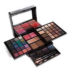 profusion cosmetics pro elevation kit starter makeup artist kit eyeshadows lip shades gel eyeliners
