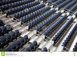 Ford Center Frisco Tx Seating Chart Row Of Seats In Ford Center Editorial Stock Image Image Of