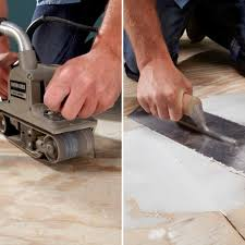 start with a smooth suloor laminate floor