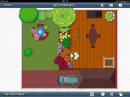 ease with garden designer for the ipad