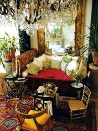 bohemian style furniture. Bohemian Painted Furniture Style Living Room Chic Modern Throughout X D