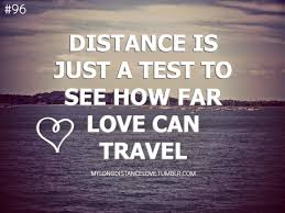 Love Quote For Her Long Distance