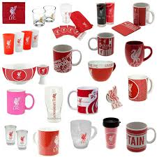 details about liverpool fc football club official fan gifts mug cups coaster gl bowl pint