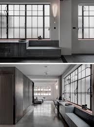This Apartments Industrial Interior Was Inspired By The Old - Industrial apartment