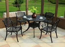 projects idea of metal patio furniture sets designing inspiration 30 amazing dining ideas benestuff com expanded clearance