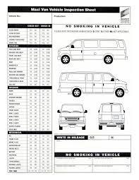 Vehicle Inspection Form Vehicle Inspection Form Template Unique Vehicle Inspection Form 15