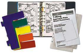 Jeppesen Chart Protectors Details About 7 Ring Binder Kit By Asa Jeppesen Approach Charts Asa Ap Kt 7rng