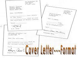 Cover Letter Format Ppt Download