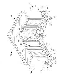 Cabinet Kick Plate Patent Us6840591 Metallic Toe Kick For Wooden Cabinets Google