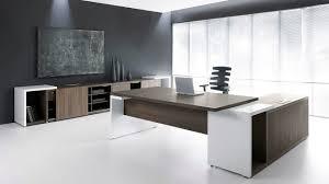 ultra modern office furniture. Ultra Modern White Espresso Desk Office Furniture Ambience Dore