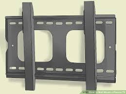 image titled wall mount a plasma tv step 1