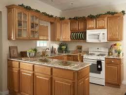 Exellent Kitchens With White Appliances And Oak Cabinets Value Small Remodeling Kitchen Httpmodtopiastudiocomresale Inside Models Design