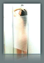 how to clean etched glass shower doors frosted glass shower doors frosted glass shower door cleaning