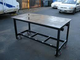 welding table design review weldingweb forum for pros regarding plans prepare 19