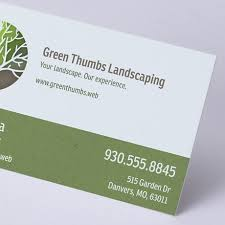 Buiness Card Custom Standard Business Cards Business Card Printing Vistaprint