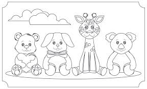 Più Adatto Per I Bambini Animali Da Colorare On Line Disegni Da
