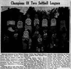 softball team - Newspapers.com
