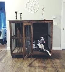 designer dog crate furniture room design plan. Wonderful Design Dog Crate Furniture 40 Comfy Large Ideas 36 Tap The Pin For  Most   With Designer Dog Crate Furniture Room Design Plan N
