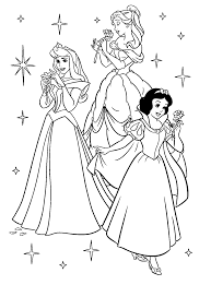 Small Picture Nice Free Princess Coloring Pages Printable New Free Printable