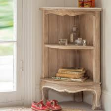 wooden premium quality corner shelf edelweiss collection c2 by natureberry