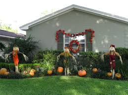 Outside Window Decorations Front Yard Christmas Decorations 27 Cheerful Diy Christmas