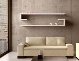 Unique Living Room Wall Shelves Decorating Ideas Intended Inspiration