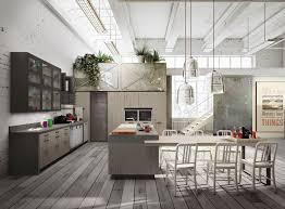 chic-and-modern-industrial-kitchen-design