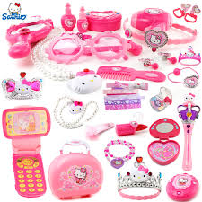 get ations o kitty o kitty love hair makeup crown set camera phone child child s play toy
