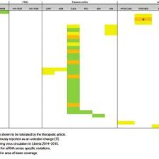 PDF) Monitoring of Ebola Virus Makona Evolution through Establishment of  Advanced Genomic Capability in Liberia