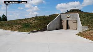 Nuclear Silo For Sale This Doomsday Bunker Costs 3 Million Cnn Video